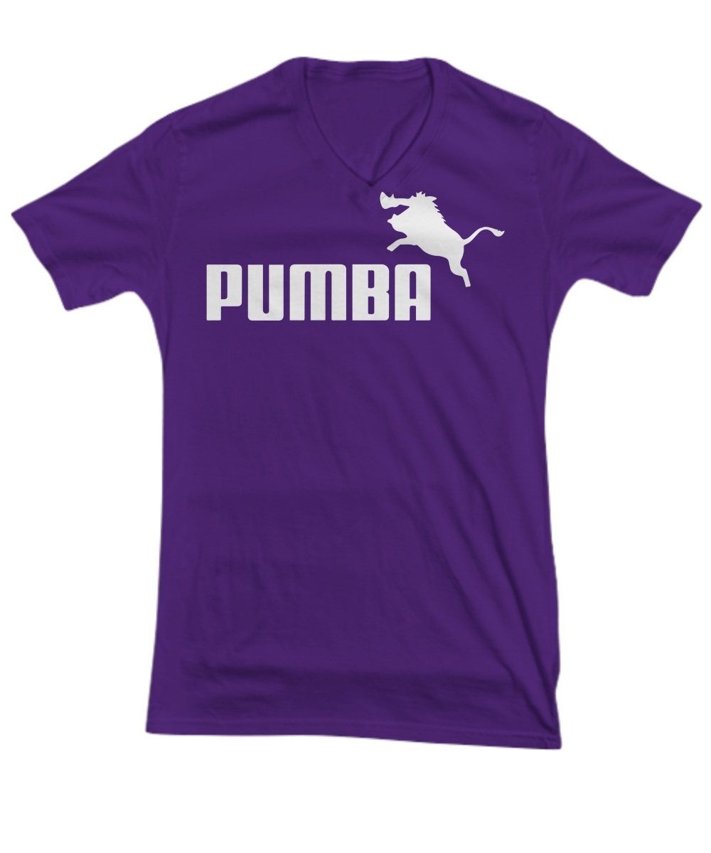 Parody pumba and timon simba V-neck
