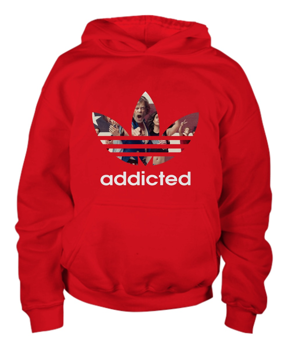 Shameless addicted Adidas Hoodie