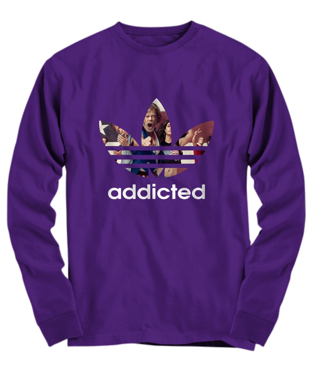 Shameless addicted Adidas Long Sleeve