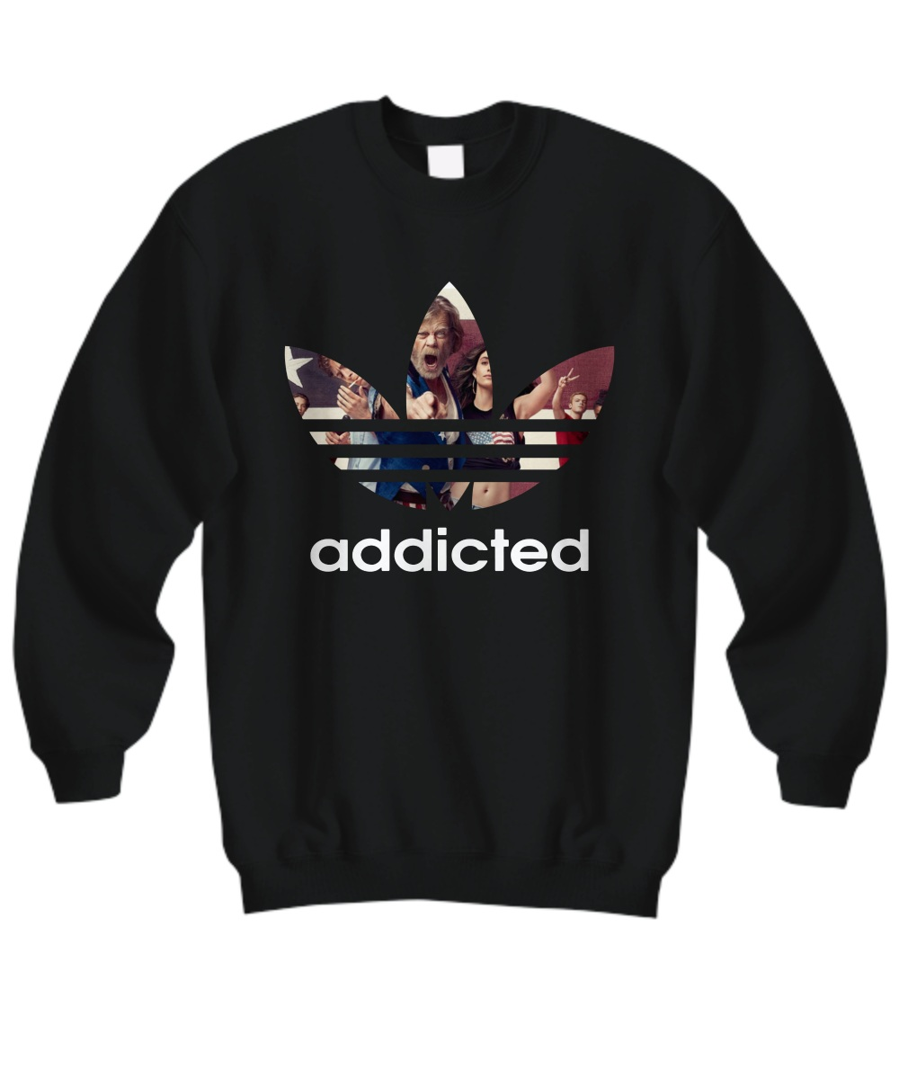 Shameless addicted Adidas Sweatshirt
