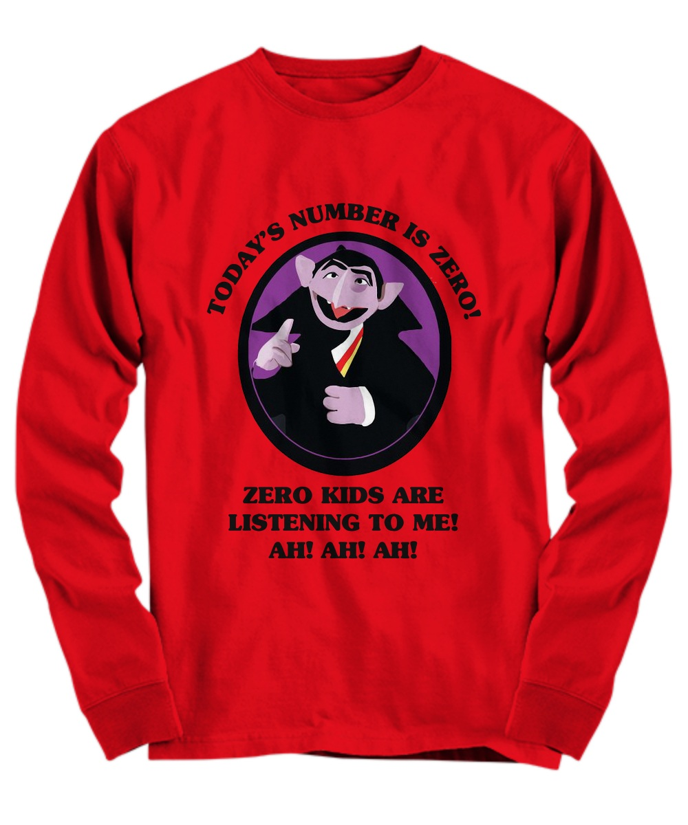 Today's number is zero zero kid are listening to me ah ah ah long sleeve