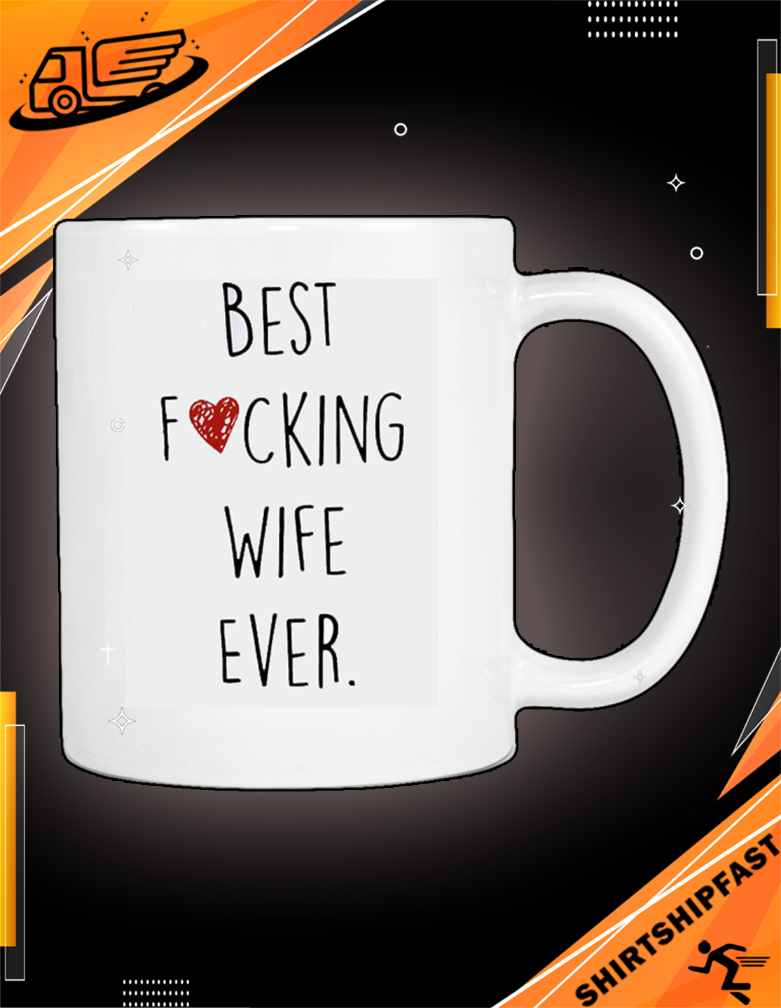 Best fucking wife ever mug - Picture 3