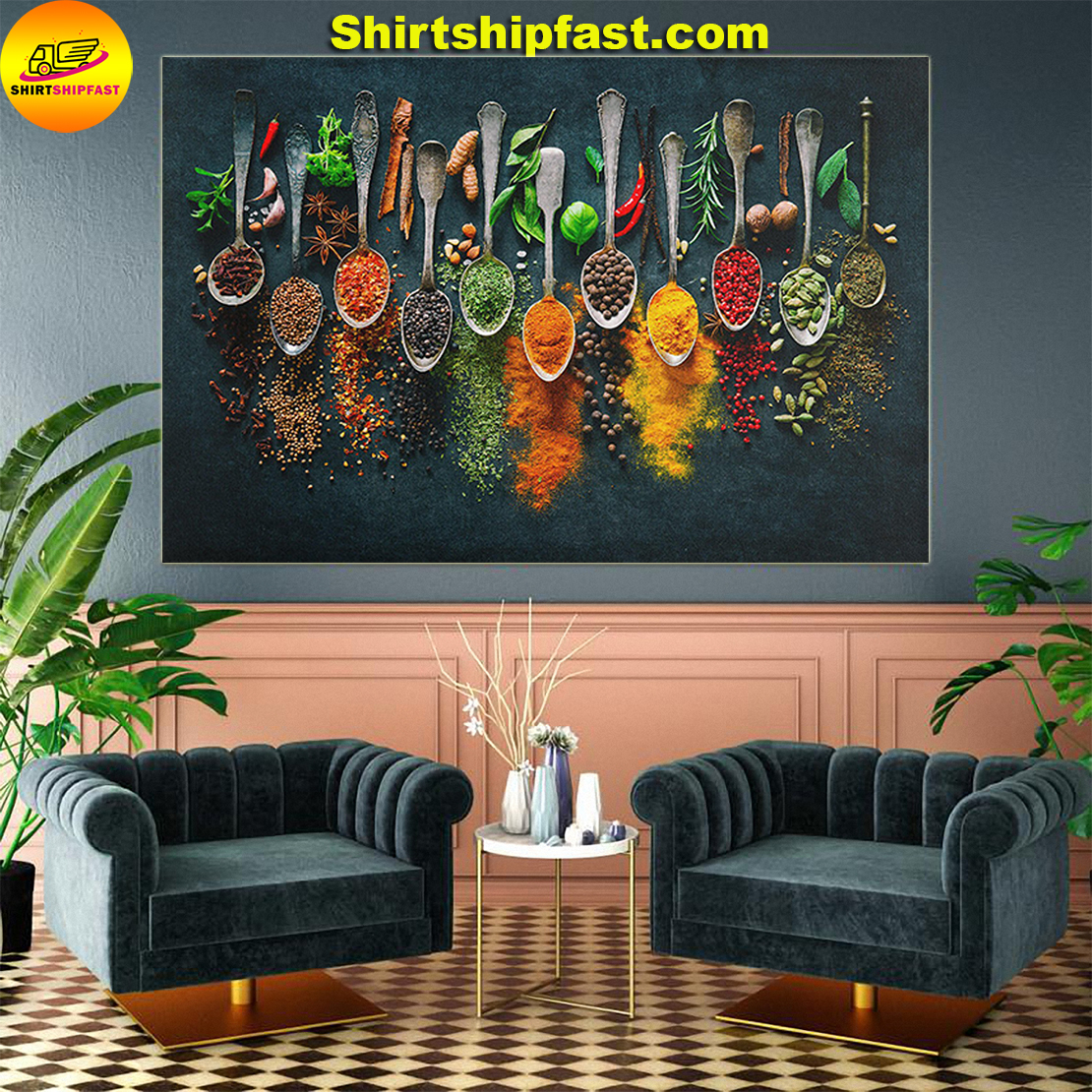 Spices all collectives canvas prints - Picture 2
